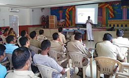 Counselling on eye vision