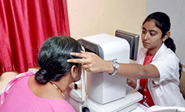 eye screening process