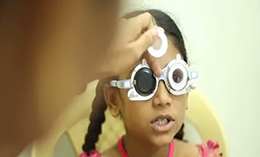 Pediatric Ophthalmology vision