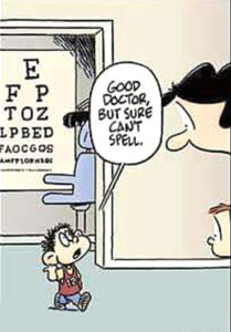 Good eye doctor